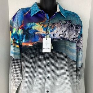 Robert Graham Exclusive Arid Country Classic Fit